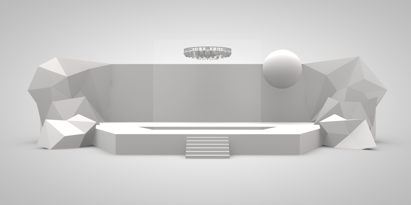 Front view_eye level