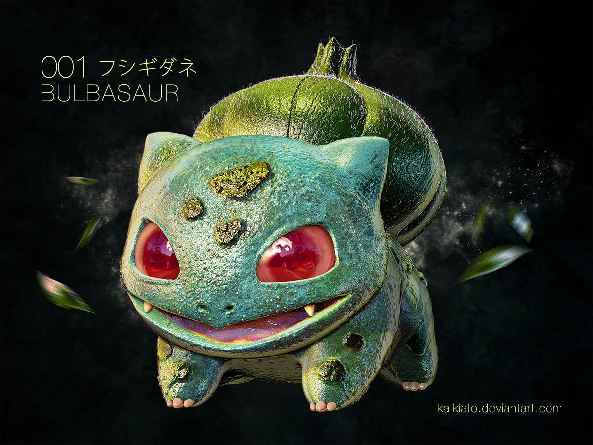 Bulbasaur fb