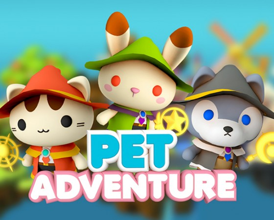 Pet Adventure Mobile Game